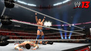 WWE-13-Universe-Mode-3-CM-Punk-Vs-The-Miz