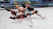 Mr Perfect leglocks Undertaker