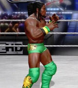 Kofi Kingston alternate attire