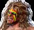 Ultimate Warrior headshot