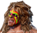 Ultimate Warrior headshot