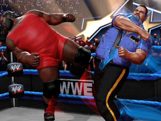 Big Boss Man | WWE All Stars Wiki | FANDOM powered by Wikia