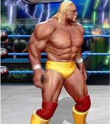 Hulk Hogan primary attire