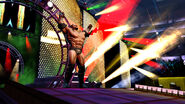 Triple H entrance