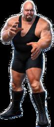 Big Show giant render