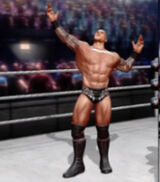 Randy Orton primary attire