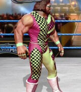 Randy Savage alternate attire