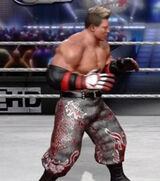 The Miz alternate attire