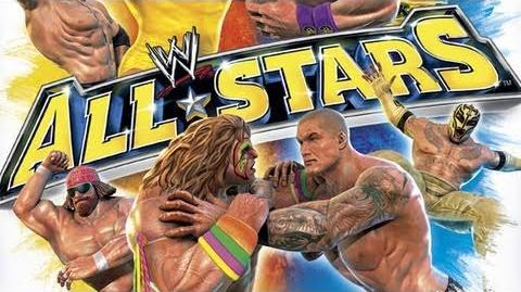 WWE All Stars - Eddie Guerrero vs Rey Mysterio Cage Match Commentary (HD 720p)