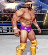Randy Savage 2nd alternate attire