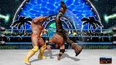 Macho Man and John Morrison at SummerSlam
