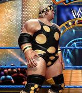 Dusty Rhodes primary attire