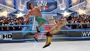 Jake Roberts knees CM Punk