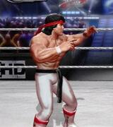 Ricky Steamboat alternate attire