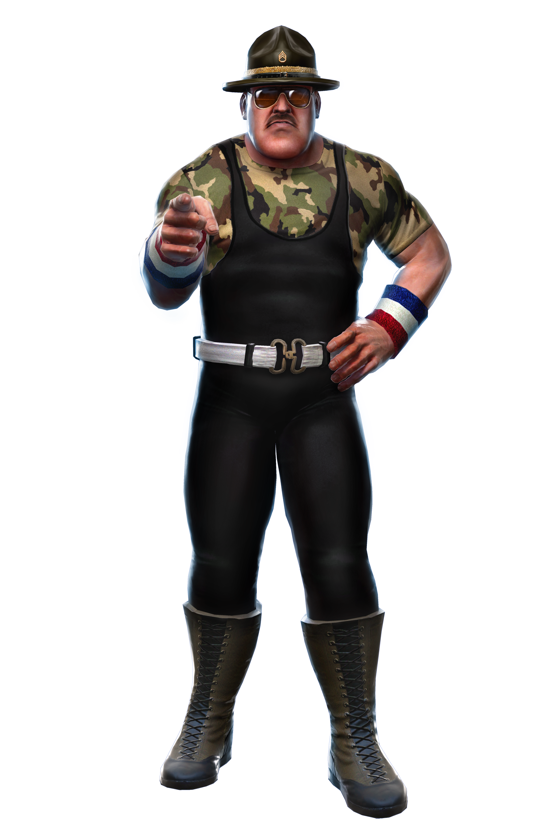 Sgt. Slaughter | WWE All Stars Wiki | FANDOM powered by Wikia