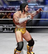 CM Punk primary attire