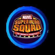 Marvel SHS Infinity Gauntlet platinum