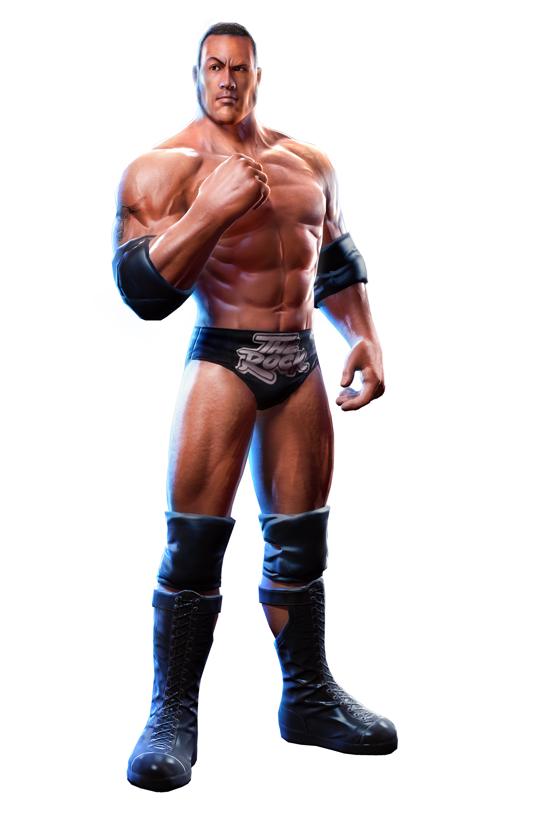 the rock wwe all stars wiki fandom powered by wikia