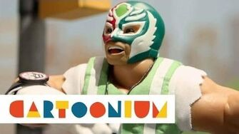 Rey Mysterio - The Crossing Guard - WWE Slam City