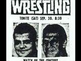 WWE Showdown At Shea 1972