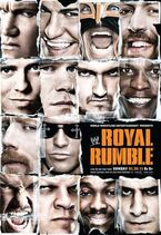 Royal Rumble (2011) poster