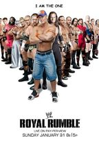 Royal Rumble (2010) poster