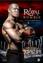 Royal Rumble (2016) poster