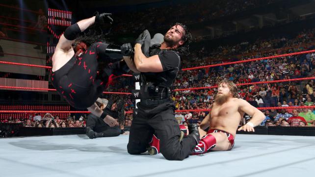 Image result for tornado tag team match