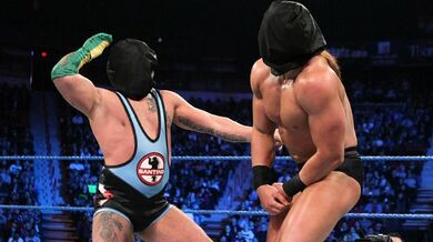 Blindfold Match