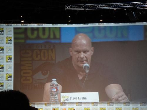 File:Comic-Con 2010 - Expendables panel - star Steve Austin.jpg