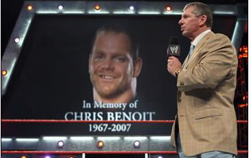 Chris Benoit Memorial