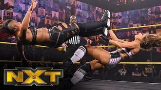 Ember Moon & Rhea Ripley vs. Dakota Kai & Raquel González- WWE NXT, Oct. 7, 2020