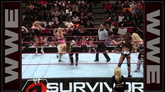 Divas Survivor Series Match Survivor Series 1999