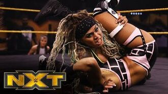 Kayden Carter vs. Dakota Kai- WWE NXT, June 17, 2020