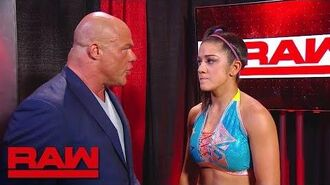 Bayley must go to counseling- Raw, June 25, 2018