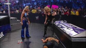 Mickie James & Maria vs. Beth Phoenix & Layla