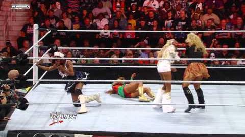 October 31, 2011 Monday Night RAW
