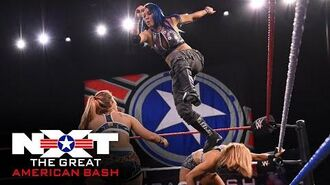 NXT Women's Title No. 1 Contender's Elimination Match- NXT Great American Bash, July 1, 2020