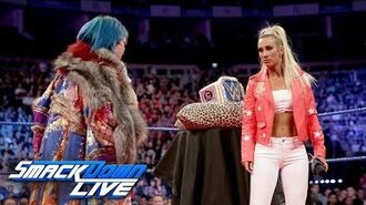 Asuka crashes Carmella's Royal Mellabration- SmackDown LIVE, May 15, 2018