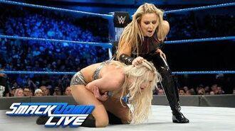 Charlotte Flair vs. Natalya- SmackDown LIVE, March 20, 2018