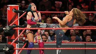 Asuka vs. Mickie James- Raw, March 12, 2018
