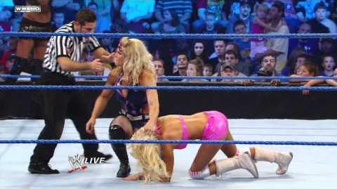 August 30, 2011 Super SmackDown Live