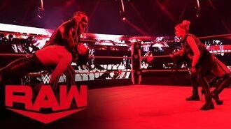 The Fiend & Alexa Bliss arrive on Raw- Raw, Oct. 12, 2020