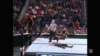 Trish Stratus wins the Women's Championship Survivor Series, November 18, 2001