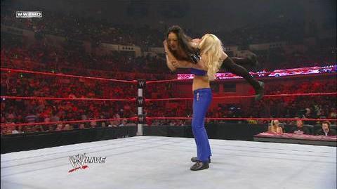 February 8, 2010 Monday Night RAW