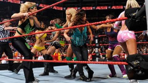 March 29, 2010 Monday Night RAW