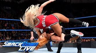 Becky Lynch vs. Carmella- SmackDown LIVE, March 6, 2018
