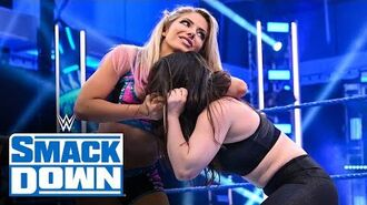 Alexa Bliss vs. Nikki Cross vs. Dana Brooke vs. Lacey Evans – Fatal 4-Way- SmackDown, June 26, 2020