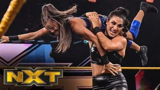 Kayden Carter & Kacy Catanzaro vs. Dakota Kai & Raquel González- WWE NXT, June 24, 2020