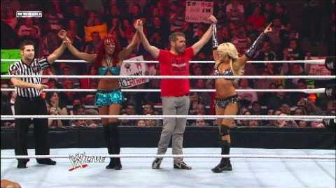January 16, 2012 Monday Night RAW